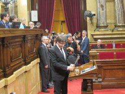 Els juristes de Llibertats demanen a Puigdemont que acudeixi al Senat per evitar el 155 (EUROPA PRESS)