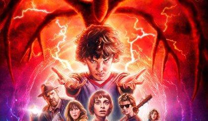 Once muestra su poder en el póster oficial de Stranger Things 2