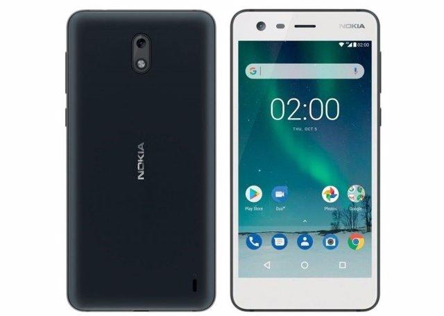 Nokia 2 smartphones HMD