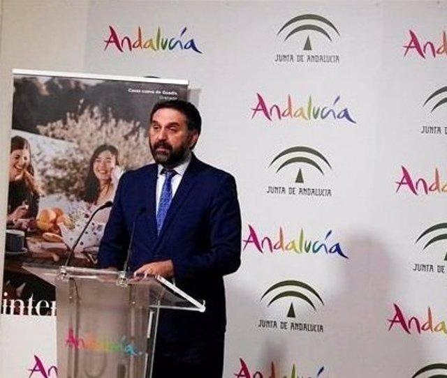 Consejero de Turismo en Málaga