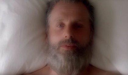 The Walking Dead 8x01: ¿Es el Viejo Rick un flashforward o solo un sueño?