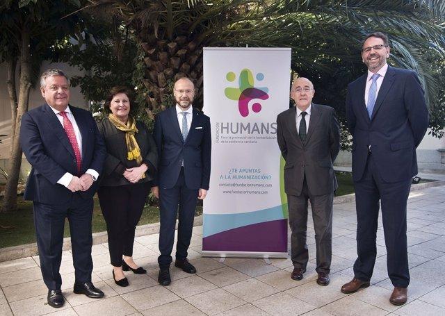 Presentación de la Fundación Humans