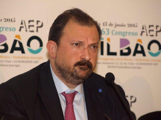 Nuevo presidente de la ECPCP