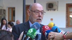 Maza diu que si Puigdemont declara la independència seran els cossos de Seguretat els que hagin de detenir-lo (EUROPAPRESS)