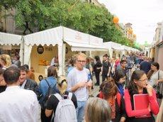 La fira Mercat de Mercats de Barcelona tanca la seva vuitena edició amb 220.000 visitants (AJUNTAMENT DE BARCELONA)