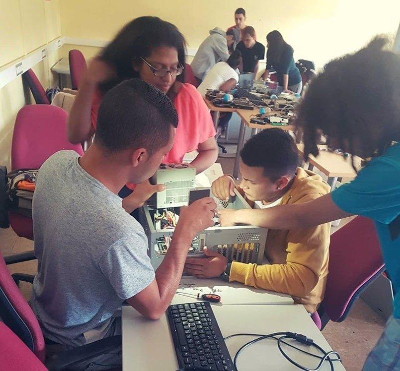 Norte Joven, Fundación Tomillo y Ayuda en Acción se suman al programa 'Conecta Empleo' de la Fundación Telefónica