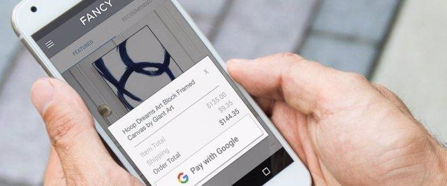 Las cuentas Google simplifican el proceso de pago en las compras 'online'