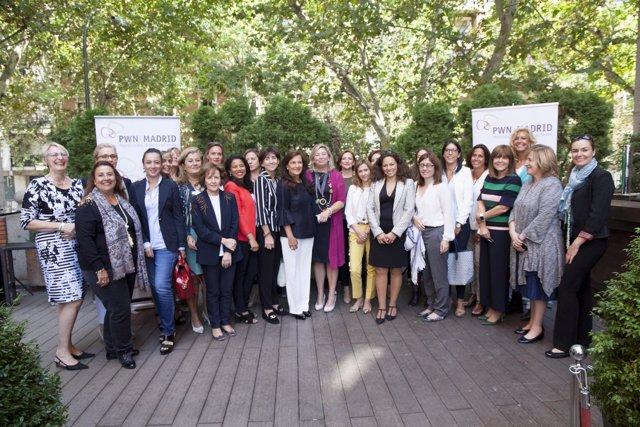 Visita Instituto Mujer a PWN Madrid