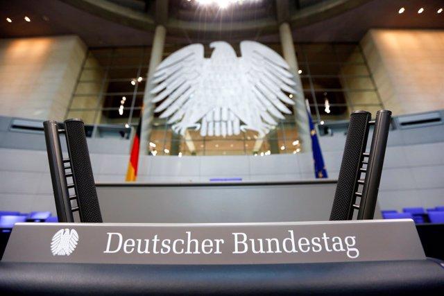 Bundestag, el Parlamento alemán