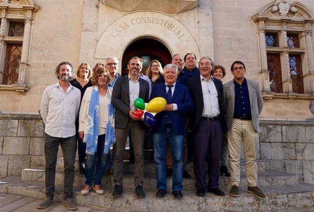 Presentación del centro de FP Náutica en Alcúdia
