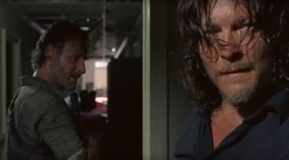 The Walking Dead 8x02: Los bandos toman posiciones en la primera promo