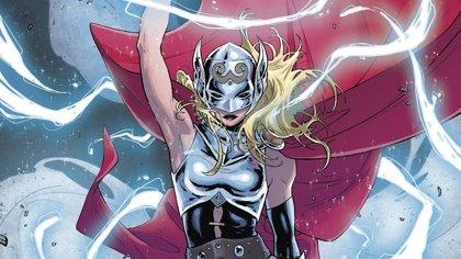 Marvel no descarta que una mujer sea el nuevo Thor en el MCU