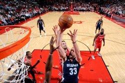 Marc Gasol acaba amb els Rockets i els Spurs amb Toronto (MEMPHIS GRIZZLIES)