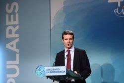 El PP exigeix a Puigdemont tornar a la llei perquè no n'hi ha prou amb un avançament electoral per frenar el 155 (Europa Press)