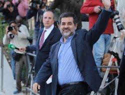 La defensa Jordi Sànchez (ANC) demanarà el trasllat a una presó catalana (EUROPA PRESS)