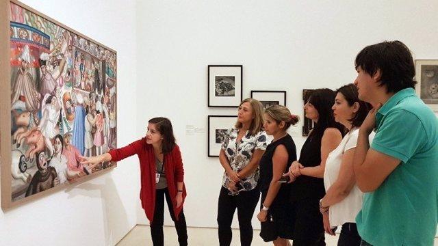 Exposición del Museo Picasso Málaga, arte, cultura, turismo cultural