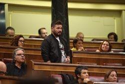 ERC i PDeCAT demanen que Rajoy comparegui al Congrés per explicar l'aplicació del 155 (Europa Press)