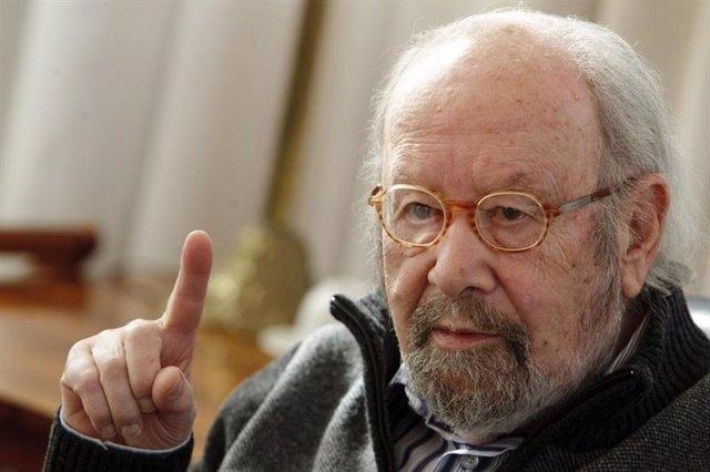 El escritor andaluz Caballero Bonald