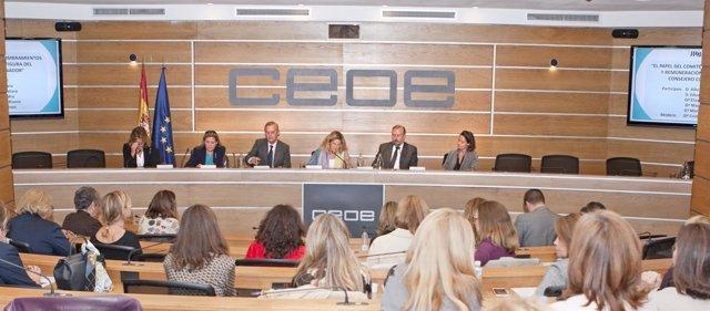 Jornada de CEOE con WomenCEO