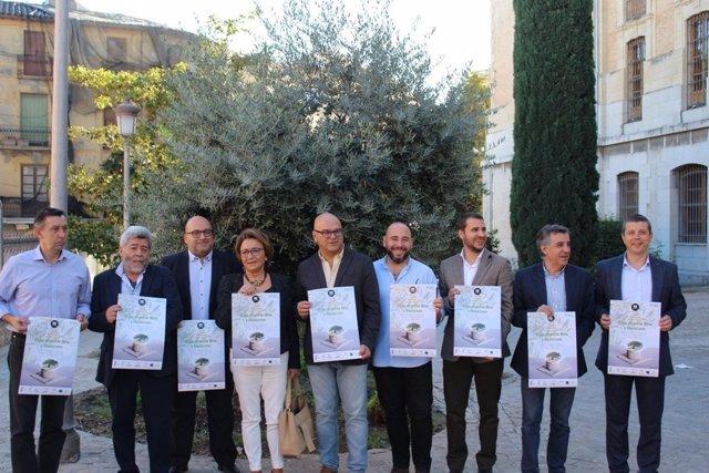 Presentación del I Premio de Relato Corto sobre olivar, aceite y oleoturismo.