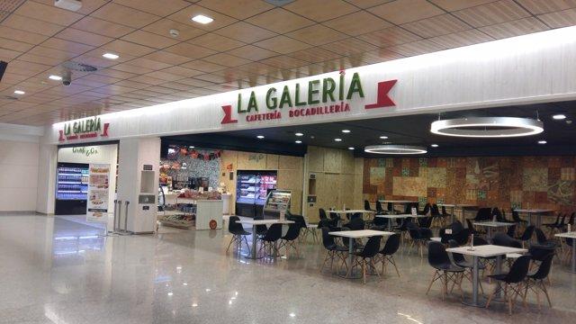 Nuevo local en aeropuerto