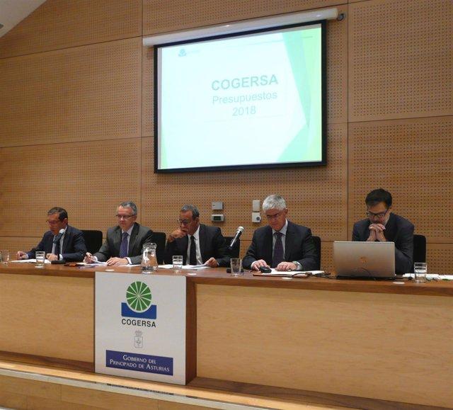 Junta de gobierno de Cogersa