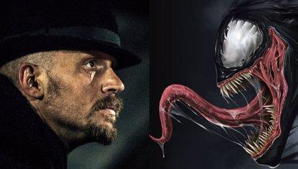 Primera foto del rodaje de 'Venom' con Tom Hardy como Eddie Brock