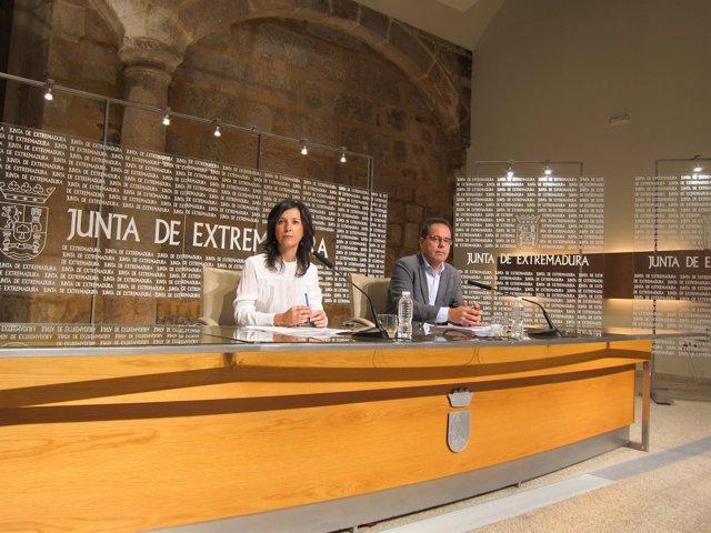 Esther Gutiérrez Y Juan José Maldonado