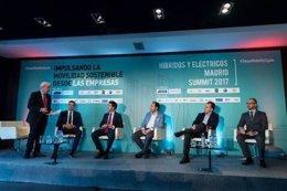 Impulsando la Movilidad Sostenible Desde las Empresas Madrid Summit 2017