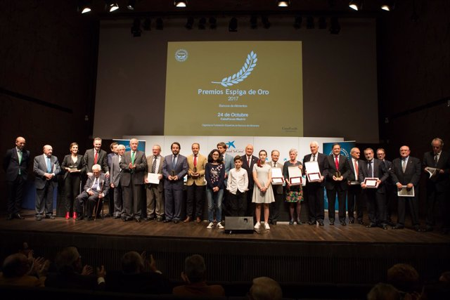 Premios Espiga de Oro 2017 de FESBAL