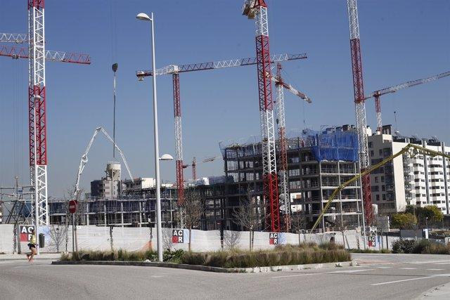 St sociedad de tasaci n dice que la subida de la vivienda for Tasacion de pisos en madrid