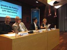 Barcelona i la UPF creen una càtedra per avançar en reptes econòmics i socials del segle XXI (EUROPA PRESS)