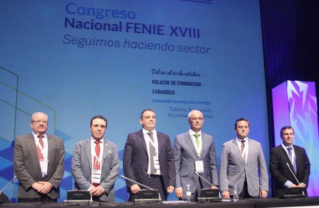 Presentación del Congreso Nacional de FENIE.