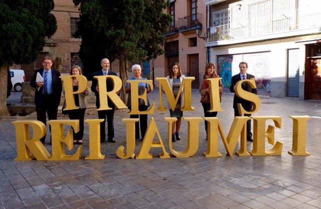 Premios Jaime I 2017