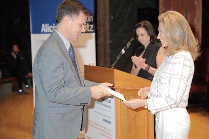 La fundación Alicia Koplowitz entrega ayudas a siete proyectos de investigación