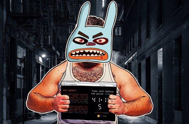 Ransomware Bad Rabbit