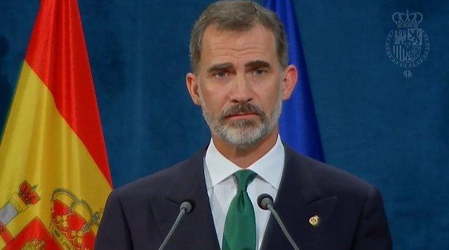 El Rey en los premios Princesa de Asturias 2017