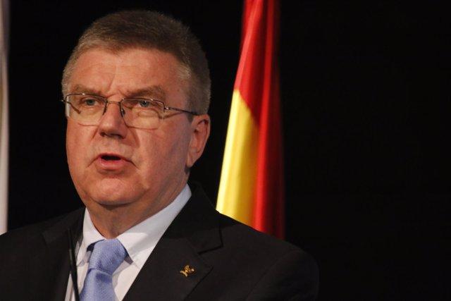 Thomas Bach, Presidente del COI
