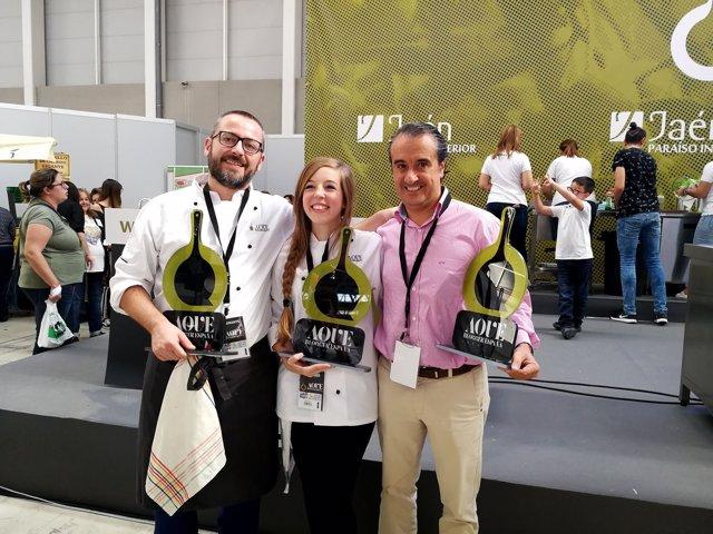 Mery García, ganadora del Concurso AOVE Blogger