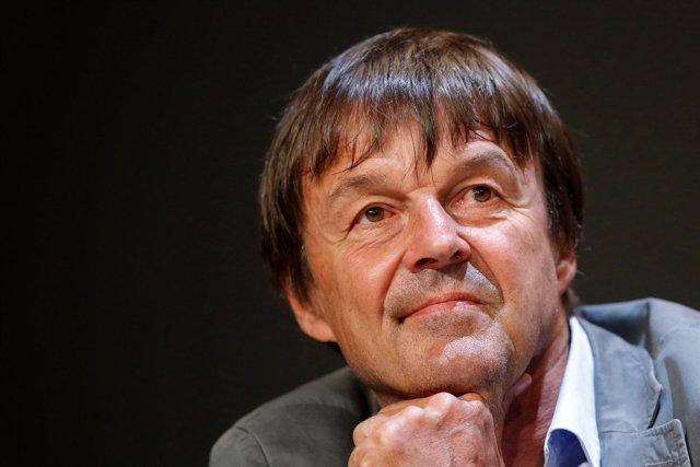 Nicolas Hulot, ministro de Transición Ecológica de Francia