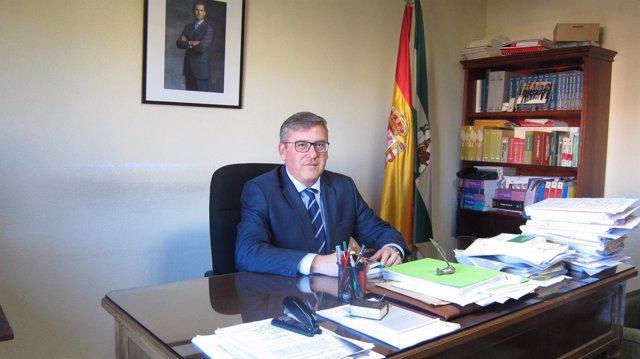 El juez Miguel Ángel Pareja