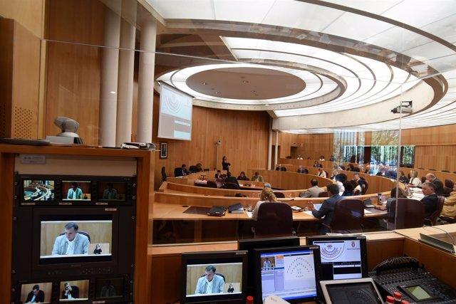 El pleno de la Diputación apoya de forma unánime el Geoparque del norte
