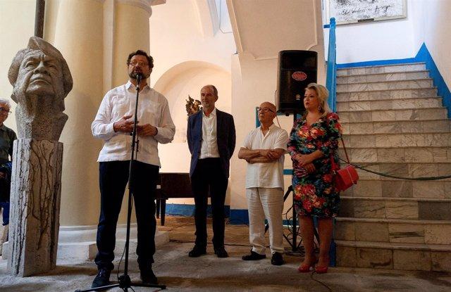 Exposición de José Manuel Seisdedos en Huelva