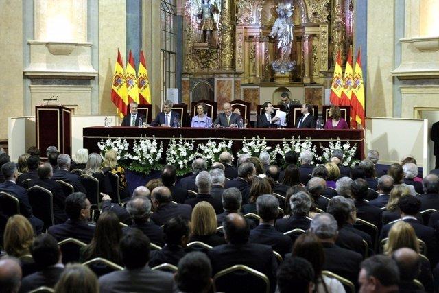 Acto De Conmemoración Del Bicentenario De La Constitución De Cádiz
