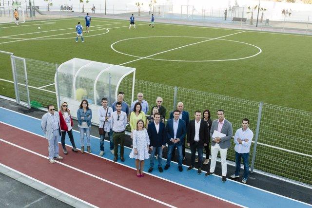 Purchena (Almería) cuenta con un nuevo complejo deportivo