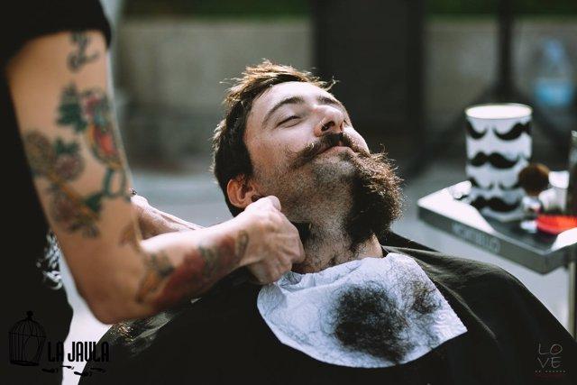 Vermoustache en Tetuán en Movember