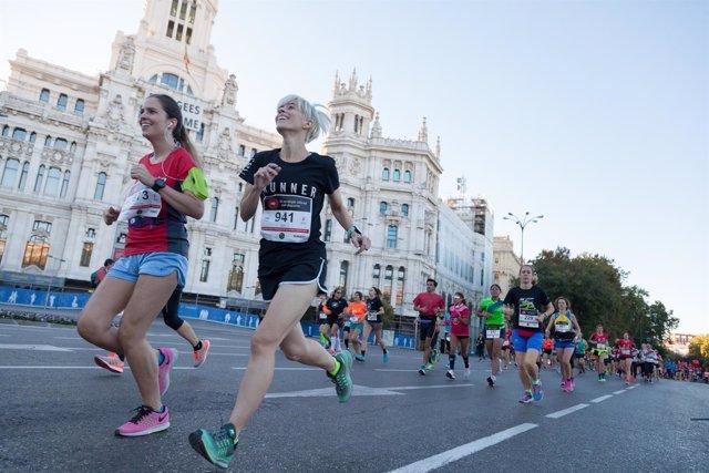 EDP Medio Maratón de la Mujer Madrid