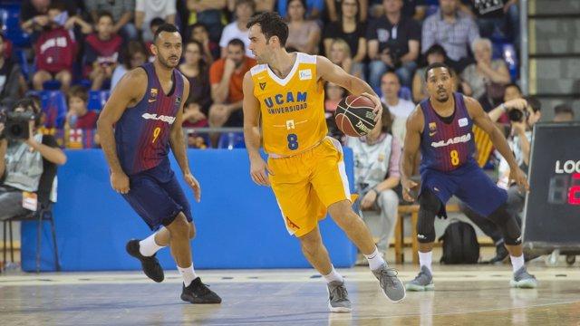 UCAM Murcia FC Barcelona Lassa