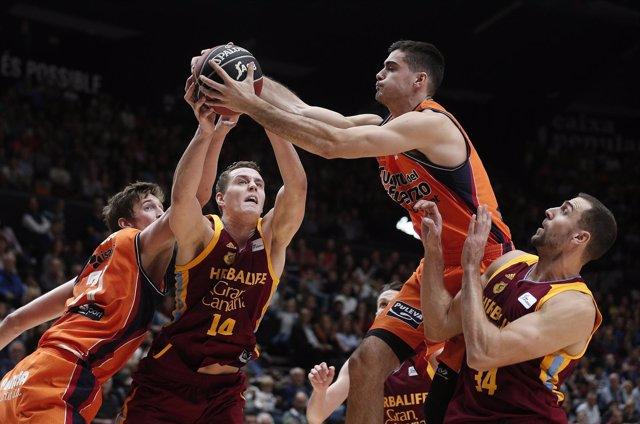 Valencia Basket - Herbalife Gran Canaria