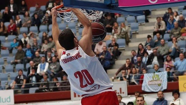 Dejan Todorovic, 'Jugador de la jornada' 6 de la Liga Endesa